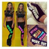 2015 Winter Warm Women Sports Legging Pants Work out Printed Black Casual Sexy Bottom Fitness Leggings Leggins Pants Plus Size = 1933257028