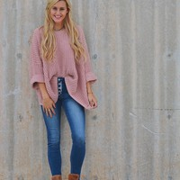 Everly Chenille Pullover