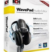 WavePad Sound Editor Masters 6.3 Crack & Serial key Download