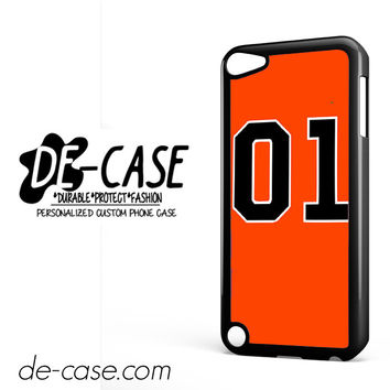 Retro Dukes Of Hazzard General Lee DEAL-9226 Apple Phonecase Cover For Ipod Touch 5