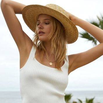 Lottie Moss Summer Sweater Tank Top at PacSun.com