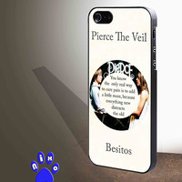 Pierce The Veil Song Lyrics Band  for iphone 4/4s/5/5s/5c/6/6+, Samsung S3/S4/S5/S6, iPad 2/3/4/Air/Mini, iPod 4/5, Samsung Note 3/4 Case * NP*