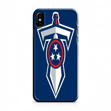 TENNESSEE TITANS iPhone X Case