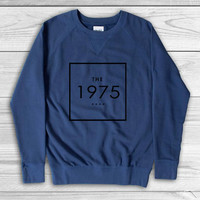 JumeatSebtu Printed the 1975 Sweatshirt