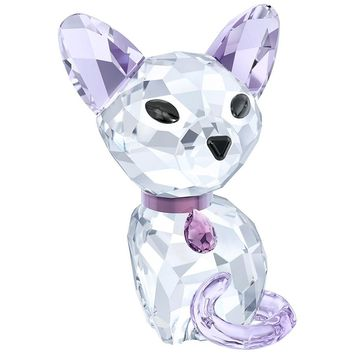 Swarovski Animal Figurine KITTEN FIONA THE SIAMESE - 5223603