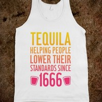 Tequila, Lowering Standards
