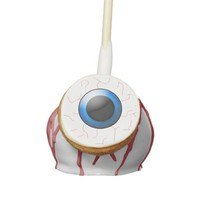 Gross Halloween Party Food Creepy Eyeball Cake Pops