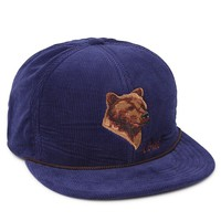 Coal The Wilderness Grizzly Snapback Hat - Mens Backpack - Blue - One