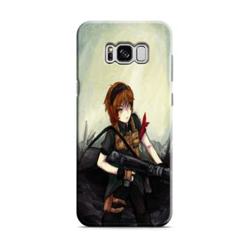 Suzuha Amane Steins Gate Samsung Galaxy S8 | Galaxy S8 Plus Case