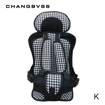 1 to 12 years old Children Safety Sit Seats Baby Protection Seat Cushion Portable Infant Seats Kids Booster Chairs Travel Mat