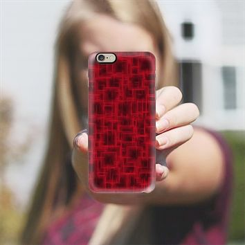 Fantasy Red iPhone 6 case by Alice Gosling | Casetify
