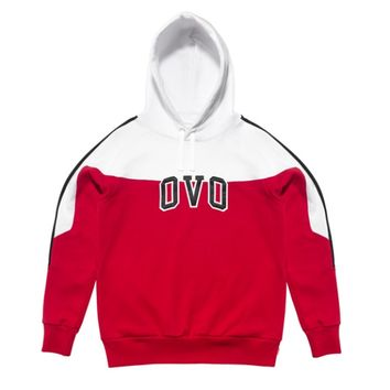 OVO COLOURBLOCK HOODED SWEATSHIRT | October's Very Own