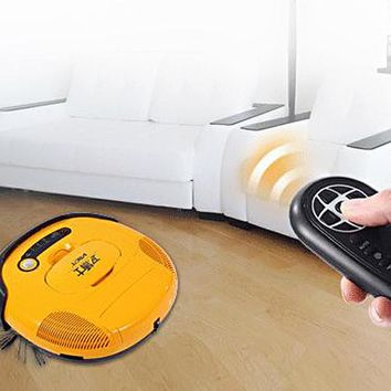 V-BOT RV10 Intelligent Robotic Vacuum Cleaner