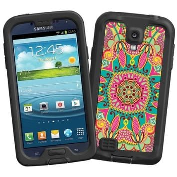 "Brilliant Tribal ""Protective Decal Skin"" for LifeProof fre/nuud Samsung Galaxy S4 Case"