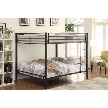 Anna Queen Bunk Bed