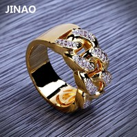 Gold Chain Style Ring