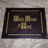 Henry's Once Upon A Time Storybook - Wedding Guest Album - Made To Order