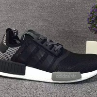 spbest NMD Runner PK Black/Grey