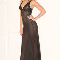 Diva Long Gown