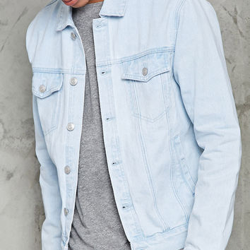 Clean Wash Denim Jacket