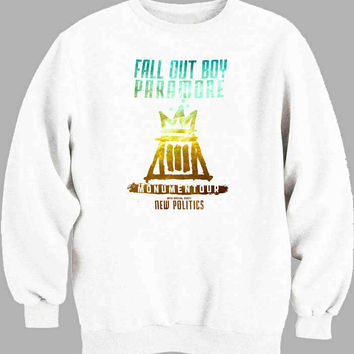 fall out boy cover Sweater for Mens Sweater and Womens Sweater *