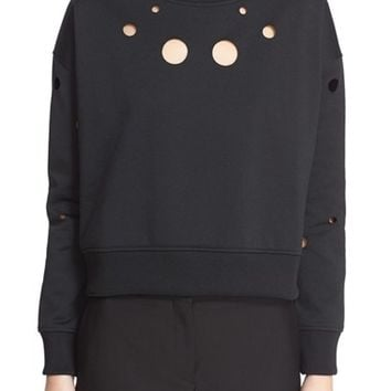 ACNE Studios 'Baylee' Cutout Sweater   Nordstrom
