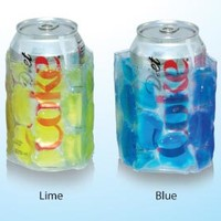 COOL SACK CAN COOLER- 4 PACK