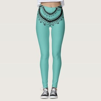 Indian waist pattern legging by virtue of fashion