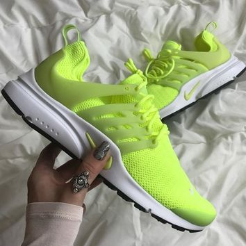 Nike Presto neon Shoes Sneakers 20c24a3ae0