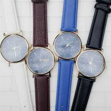 Constellation Romance Watch Set