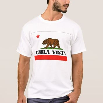 Chula Vista, California -- T-Shirt