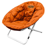 Oklahoma State Cowboys NCAA Adult Sphere Chair