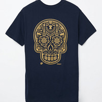 Obey Power And Glory Skull T-Shirt at PacSun.com
