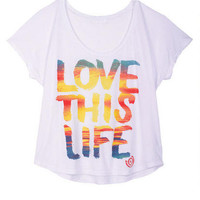 Love This Life Tee