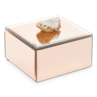 American Atelier Agate Mirror Box | Nordstrom