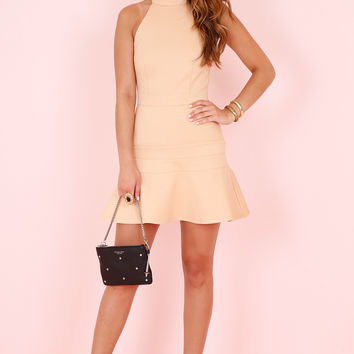 FINDERS KEEPERS | Balance Dress - Wheat