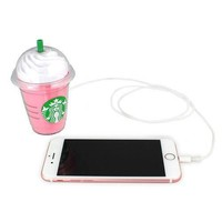 Universal Frappuccino Starbucks power bank