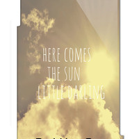 "iPad Cases 2-3, Mini iPad Cases, Inspirational Photograph  ""Little Darling"""