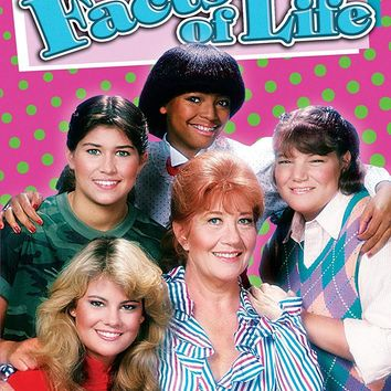 The Facts of Life Complete Series on DVD