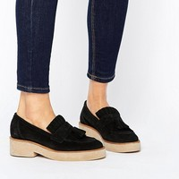 ASOS MARCO Suede Loafers at asos.com