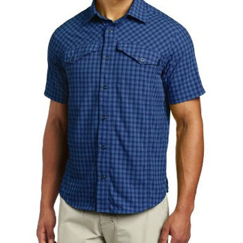 Outdoor Research Men's Termini Shirt, Abyss, Small