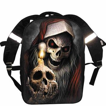 3D Street Rock Backpack