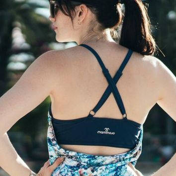 Hannah Breastfeeding Yoga &  Swim Top