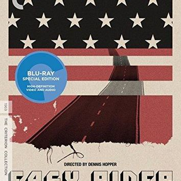 Peter Fonda & Dennis Hopper - Easy Rider The Criterion Collection