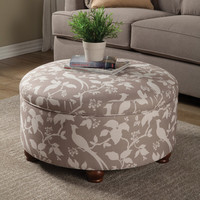 Wildon Home ® Bird Storage Ottoman