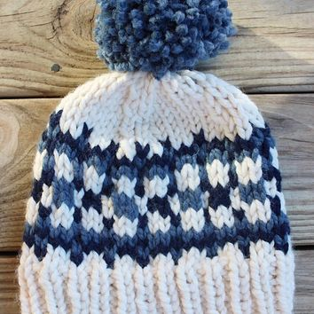 5b830d89f45 Best Fair Isle Knitted Hat Products on Wanelo