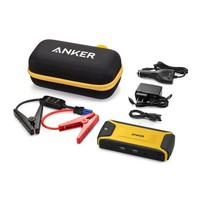Anker Compact Multi-Function Car Jump Starter and Portable Charger Power Bank with 400A Peak Current, Advanced Safety Protection and Built-In LED Flashlight - Walmart.com