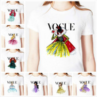 VOGUE Disney Princess T