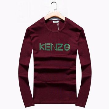 Brand:kenzo  Gender: Unisex Color:burgundyblackblue  Season: Spring Autumn Winter  Style: Sport Casual  Material: Cotton
