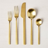 Smith Flatware - Gold
